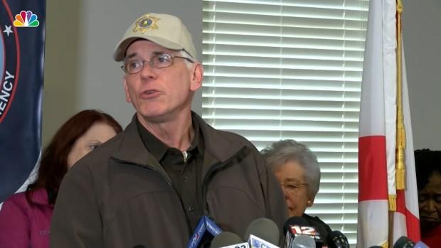 [NATL] Alabama Officials Address Deadly Tornado
