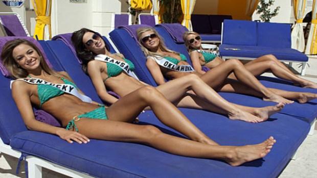 [NATL]Meet the Ladies of Miss USA