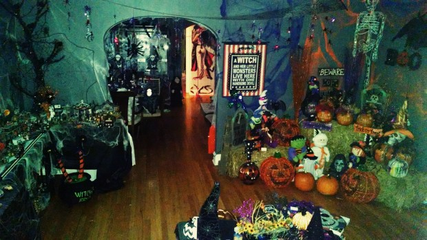 2014 Chicago-Area Halloween Decorations
