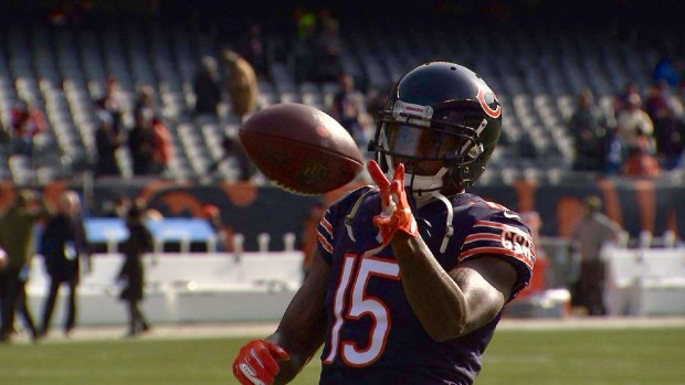 Pregame Look: Chicago Bears Prep Prior to Facing Lions