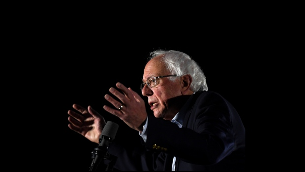 Everything Bernie Sanders Said During Night 2 of the Democratic Debate in Miami