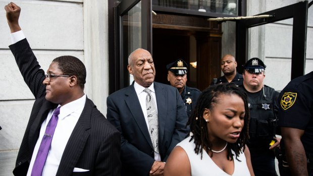 Cosby Sexual Assault Trial Ends in Mistrial