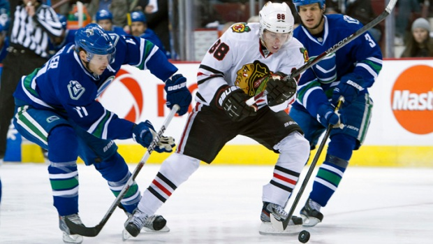 Turn It To 11: Canucks at Hawks