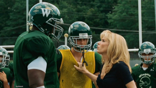 "[NATL] ""The Blind Side"""