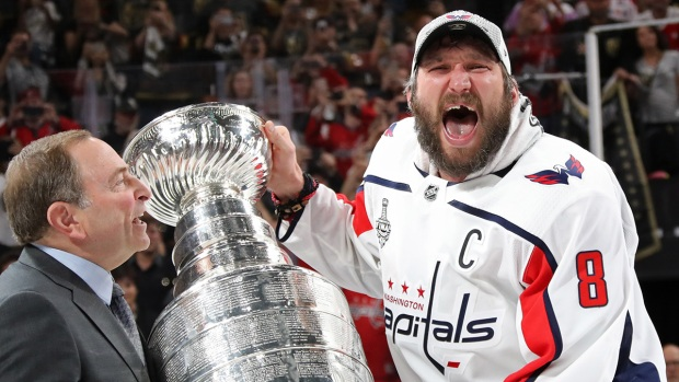 Washington Capitals Break Their Stanley Cup Drought