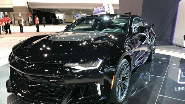 2017 Chicago Auto Show: See the Cars