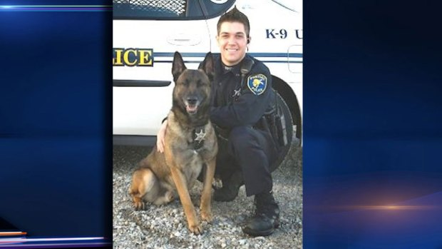 [CHI] Officer, K-9 Partner Killed in I-55 Crash