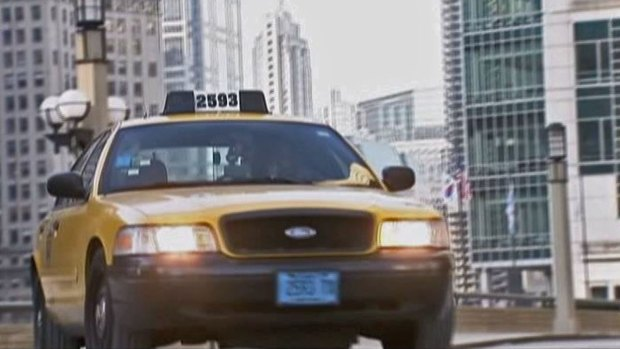 [CHI] Cabbies Forgo Fares in Protest of Ride-Sharing Services