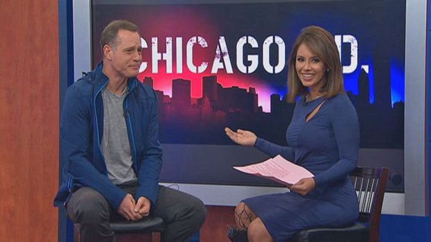 "[CHI] Actor Talks Chicago Roots, Describes ""Chicago PD"" Character"