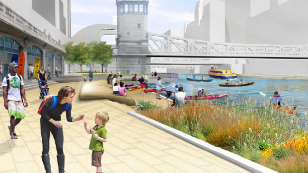 [CHI] Chicago Unveils Riverwalk Expansion Plans