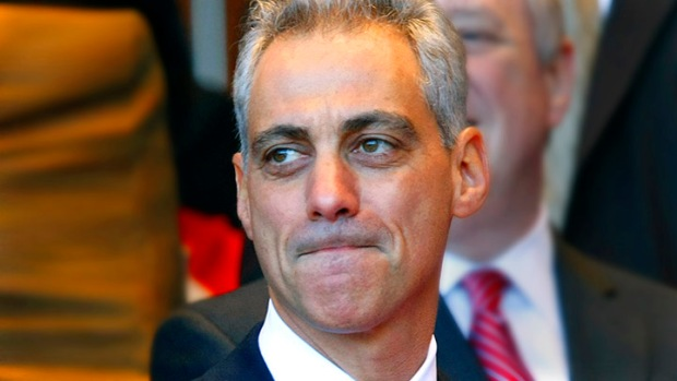 Rahm Spins Junior Story Into Congress Barb
