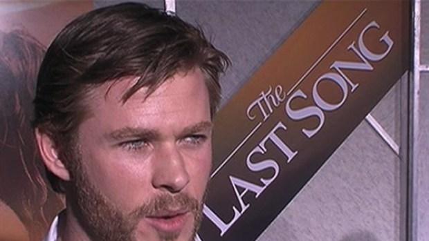 [NATL] Chris Hemsworth Says 'Thor' Stays 'True To The Comics'