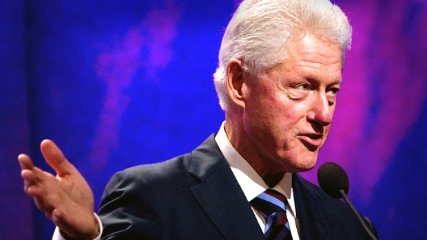 Bill Clinton Joins Ideas Week Roster