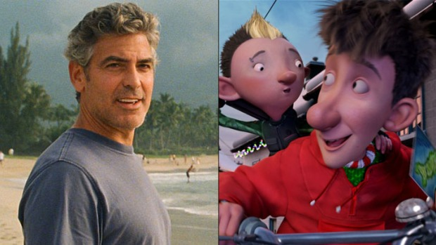 PBCS Standings: George Clooney Eats Arthur Christmas' Lunch
