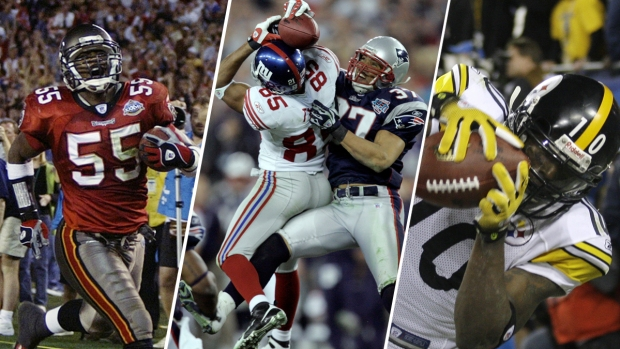 [NATL] Kicks, Catches and 100-Yard Dashes: Top Moments in Super Bowl History