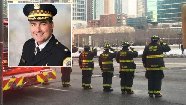 [CHI] 'Hearts of Every Chicagoan Are Heavy': CPD Commander Fatally Shot at Thompson Center