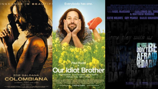 "This Week's New Movies: ""Colombiana,"" ""Our Idiot Brother,"" ""Don't Be Afraid of the Dark"" & More"