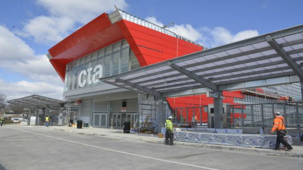 CTA South Terminal on 95th Street Opens After Renovations