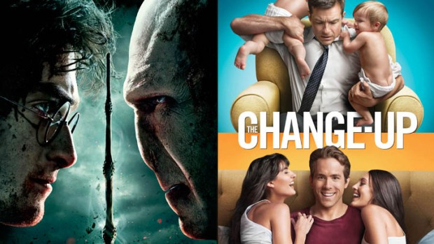 "New on Home Video: ""Harry Potter,"" ""The Change-Up"" & More"