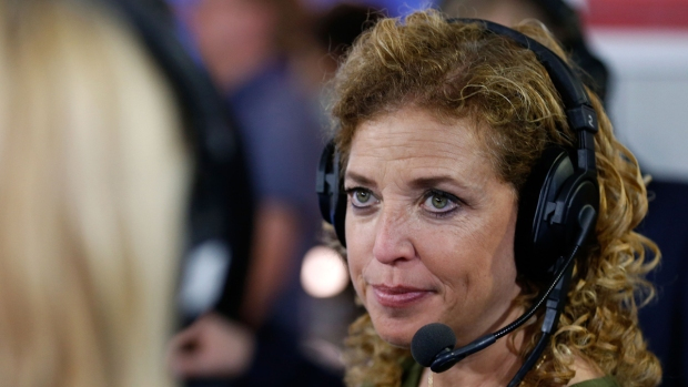 Chair of DNC Stepping Down After Email Scandal