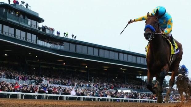 [NATL] Train Like Champion Jockey Victor Espinoza