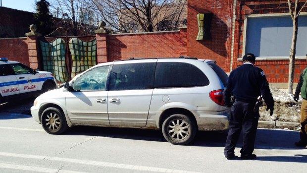 Missing Dogs Found in Carjacked Minivan