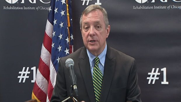 Durbin Introduces Bills For Prosthetics Research