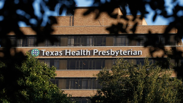 [NATL-DFW] Hospital: Dallas Health Care Worker Tests Positive for Ebola