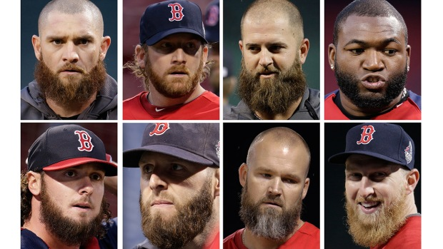 [NATL] Know Your Red Sox Beards