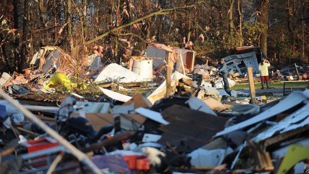 Illinois Tornadoes By the Numbers