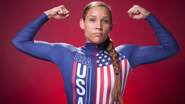 [NATL] American Olympian: Lolo Jones