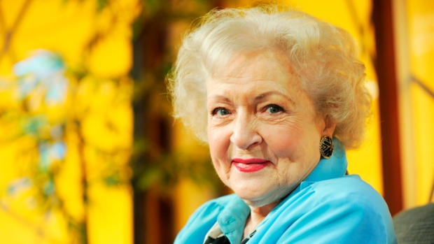 Fans Call on Betty White to Speak at DNC