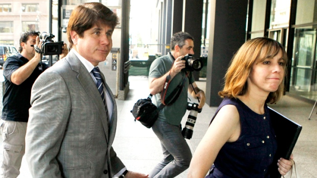 Feds Want 15-20 Years for Blago Sentence