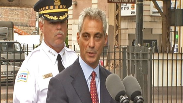 Emanuel: City Police Won't Spy on Muslims