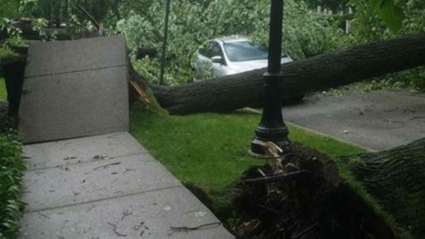 Your Severe Weather Photos From Wednesday's Storms
