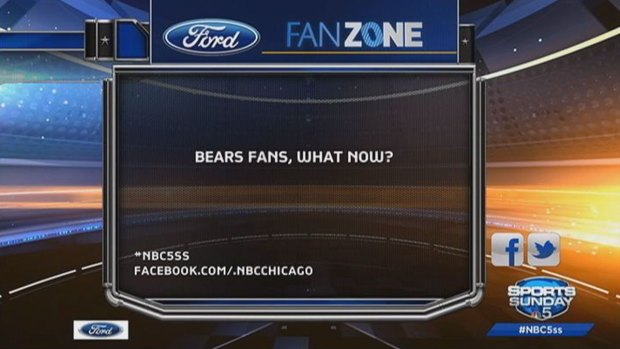 Fans Take to Social Media After Bears' Loss