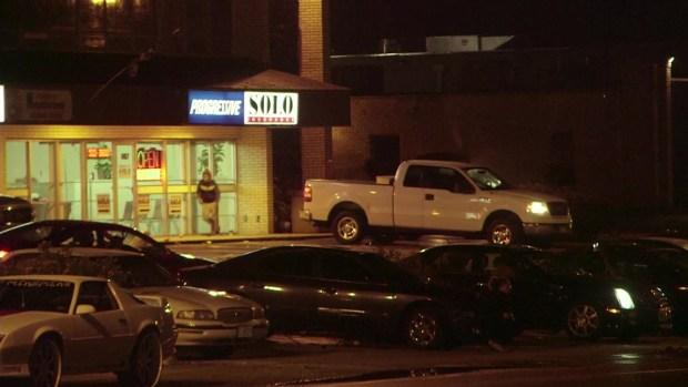 [NATL] RAW: Gunfire in Ferguson, Missouri