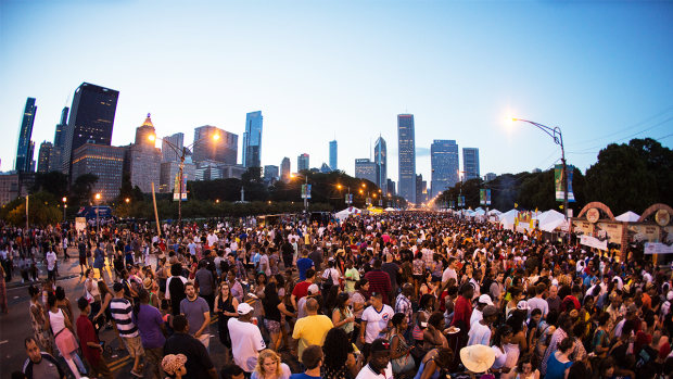 2018 Chicago Summer Festival Guide