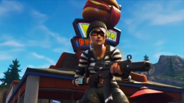 [NATL] 'Fortnite' Unveils Newest Season