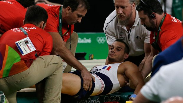 Most Painful Moments of Rio Olympics