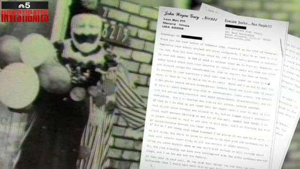 Long-Lost Gacy Letter Found by High School Newspaper Staff