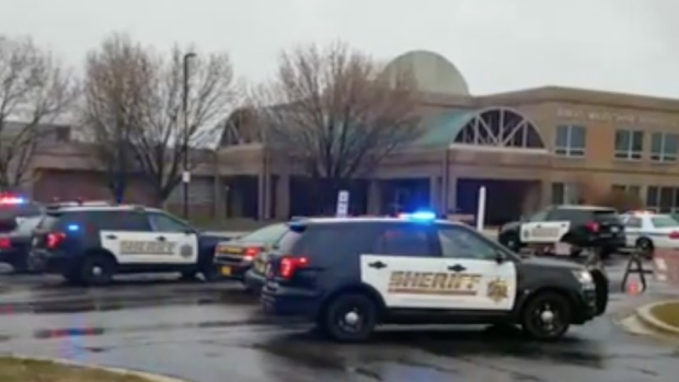 [NATL] Gunman Dead, 2 Wounded at Md. High School