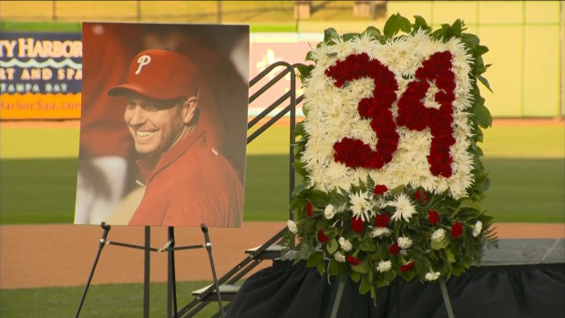 [NATL] Roy Halladay Remembered By Family, Friends, Teammates