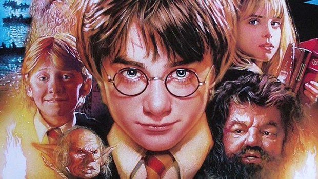 "Cover Your Eyes: ""Harry Potter and the Sorcerer's Stone"""