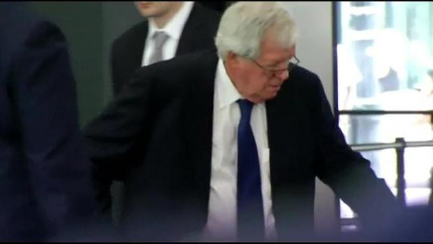 [CHI] Could Hastert Case be Heard in Secret?