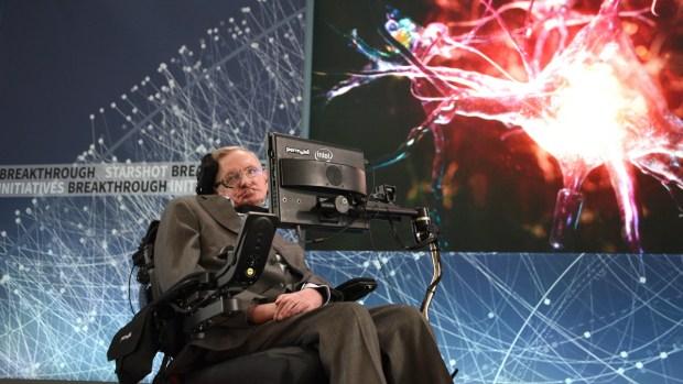 In Memoriam: Brilliant Physicist Stephen Hawking