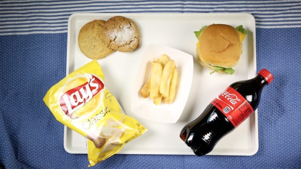 Federal gov't relaxes nutrition standards for school lunches