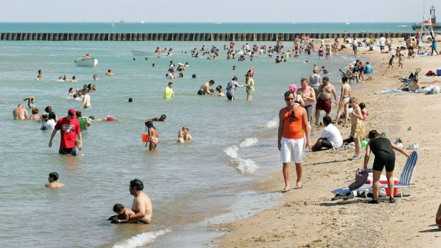 Drownings in Lake Michigan Are Up, New Report Says