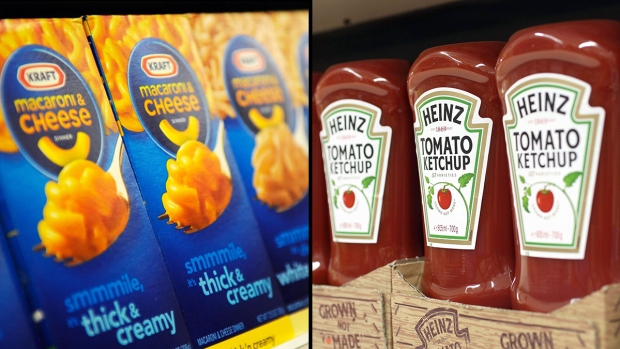 [CHI] Kraft Nears Merger With Heinz