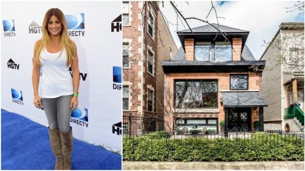 [NATL-CHI]HGTV Star Selling Wicker Park Home for $1.5M